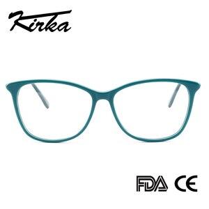 Image 3 - Kirka Glasses Frame Women Vintage Lady Eyewear Frame Clear Lens Glasses Reading Optical Glasses Frame Prescription Glasses Women