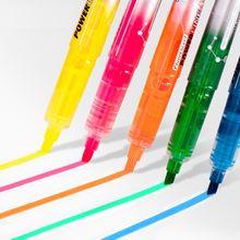 5 шт шариковая ручка с жидкими чернилами канцелярский маркер