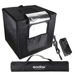 Godox LSD80 80*80CM / LSD60 60*60CM / LSD40 40*40cm Photography Studio LED Tabletop Shooting Tent Portable Photo Light Softbox
