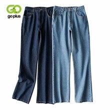 Vintage Jeans GOPLUS Pantalones High-Waist Mujer Woman Vaqueros Spijkerbroeken Dames