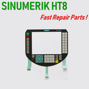6FC5403-0AA20-1AA0 6FC5 403-0AA20-1AA0 Touch Glass&Membrane Keypad for Handheld Terminal HT8 repair~do it yourself,Have in stock