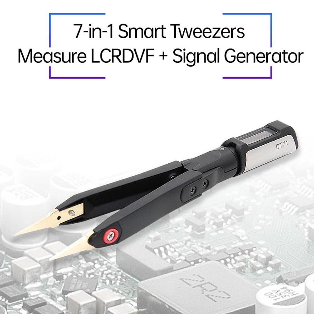 DT71 Portable Multifunction Digital Smart Tweezers