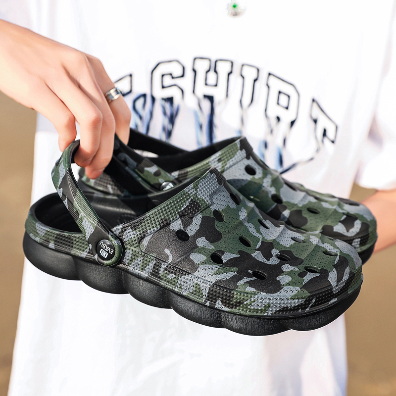 Crocse Crocks hombres sandalias de piscina verano al aire libre CholasBeach zapatos hombres Slip On Garden zuecos Casual Water Shower LiteRide Crock