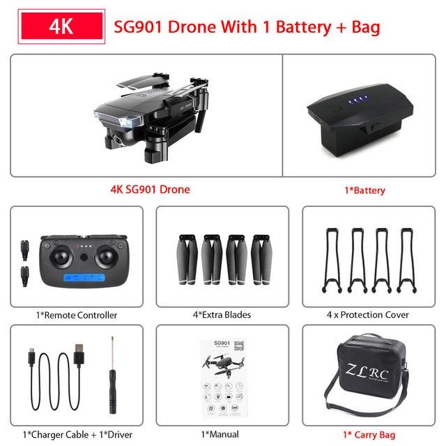 SG901 4K 1B Bag