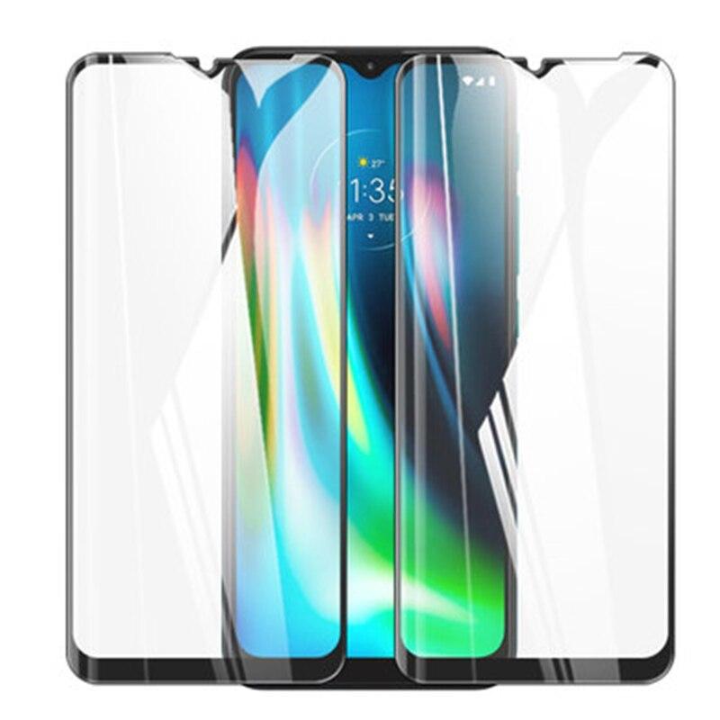 3D закаленное стекло для Motorola Moto G9 G9 Play полное покрытие 9H пленка Взрывозащищенная защитная пленка для Moto G9 Plus|Защитные стёкла и плёнки|   | АлиЭкспресс