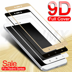 На Алиэкспресс купить чехол для смартфона 9d protective glass for xiaomi redmi note 4 4x 5 5a pro screen protector for redmi 5 plus s2 4x 5a tempered glass film case