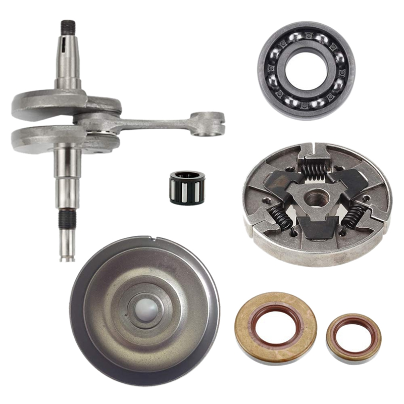 Clutch Assembly With Crankshaft For STIHL 064 066 MS640 MS660 Chainsaw