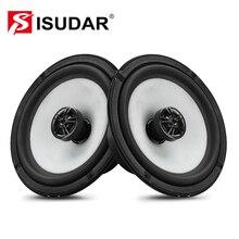 ISUDAR SU601C Car Coaxial Speakers 2 Pcs 6.5 Inch 2 Way Vehi