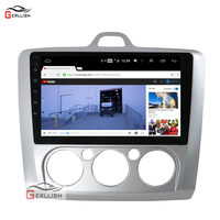 Android car dvd player for ford focus 2007 2011 multimedia audio stereo gps navigation