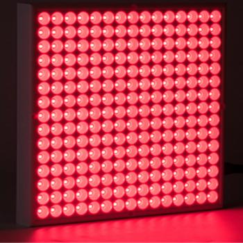 Czerwony 660nm mieszane IR 850nm 45W lampa LED do hodowli roślin SMD 225 lampa ledowa do hodowli roślin na rośliny doniczkowe kwitnienia kwitnący AC85-265V tanie i dobre opinie AeonSpectra CN (pochodzenie) ROHS ABS Plastic 25CM Pure Red for Flowering Żarówki led 85-265 v Rosną światła 1 year