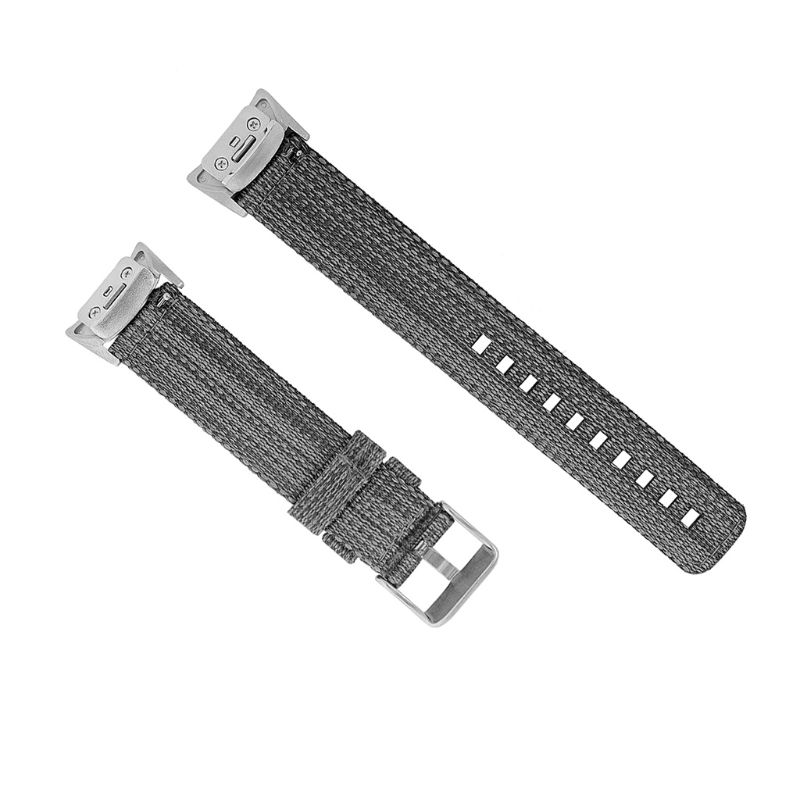 Nylon Replacement Strap Band Sports Band for Samsung Gear Fit 2 Pro R360 R350 R365 Smart Watch Wearable Devices Accessories