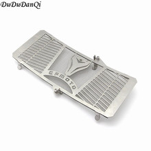 For CFMOTO 650TR-G 650tr-g Radiator Grille Guard Stainless Steel Motorcycle Protector Cover Motor bike new stainless steel motorcycle accessories radiator guard cover grille grill fuel tank protector for r3 2015 2016 free shipping