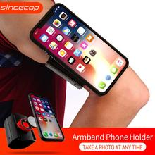 Universal Running Sports Armband for sumsang iPhone 11 X 8 7 Case Cover Holder Arm Band Wrist Case Bag for 4 to 6 Inch Phone rotatable running bag phone arm case waterproof armband sport wrist bag belt key holder pouch for samsung iphone 8 x 4 6 inch