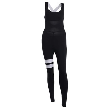 Sports Pants Yoga Sportswear Gym Clothing Sexy Backless Sets Running Fitness For Women