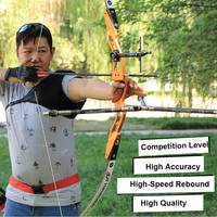 68'' SF ILF Bow 20 38Ibs Take Down Recurve Archery Bow For Shooting Sport Bow Hunting Bow Adult Archery Target Outdoor