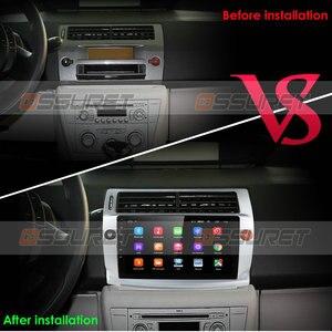 Image 2 - Автомагнитола 2 ГБ + 32 ГБ, Android 10, для Citroen C4 C Triumph C четыре 2004 2009, автомобильный dvd плеер, автомобильный аксессуар, 4G, мультимедийное Авторадио, ПК