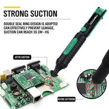 Sucker-Pen Desoldering Pumps Suction Easy-Use-Tool Tin Anti-Static Manual Non-Slip Handheld