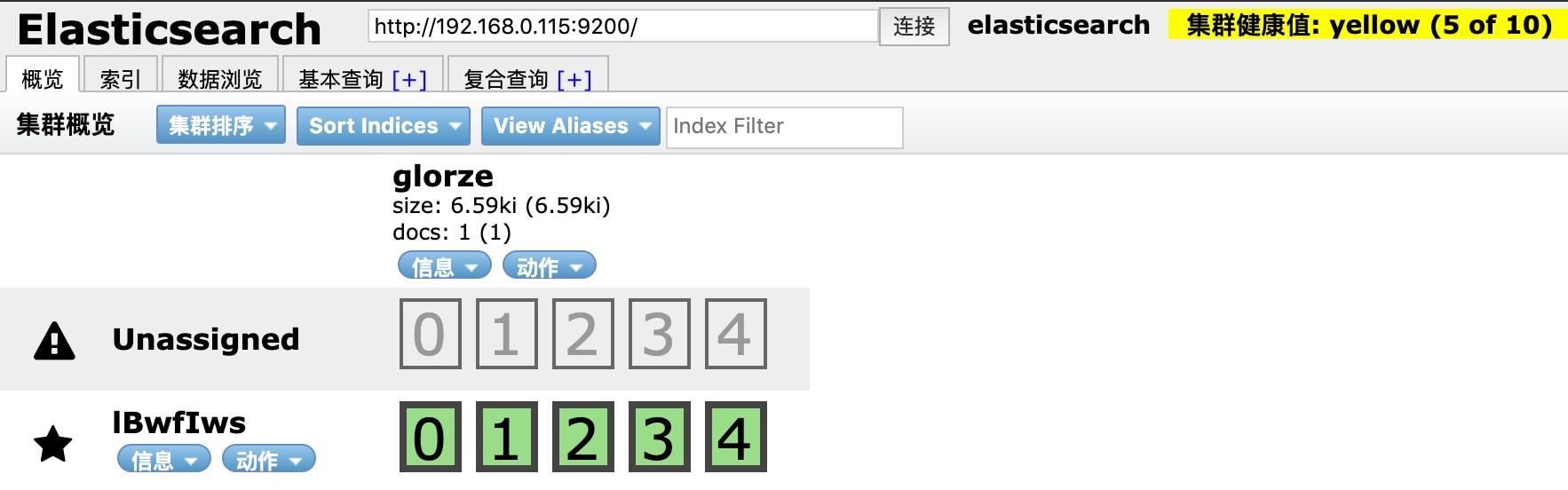 全文搜索引擎 Elasticsearch 入门以及踩坑记录详细版的图片-高老四博客 第5张