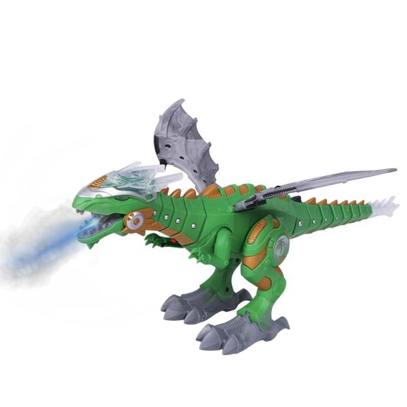 brinquedo do brinquedo do dinossauro do pulverizador