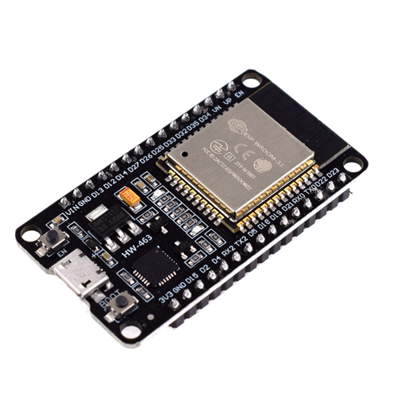ESP-32 ESP-32S Wireless WiFi Bluetooth Development Board 2.4GHz Micro- USB CP2102 Dual Core Module ESP32 With Pins Beyond ESP826