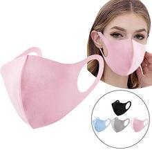 4pc ciclismo secagem rápida manter máscara halloween cosplay proteção respirável moda dustproof cutton máscara para rosto com adulto