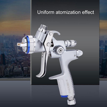 1.3mm Mini Adjustable Pneumatic Spray Gun High Atomization Paint Spray Gun Nozzle Portable Handle Pneumatic Spray Gun Oc14