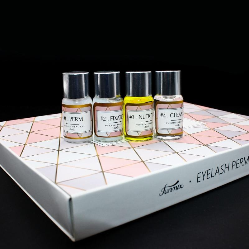 Professional Eyelash Perming Kit Lash Lift Kit Makeup Bemine Lifting Curling Extension Perm Set Rods Glue Beauty Tools TSLM1