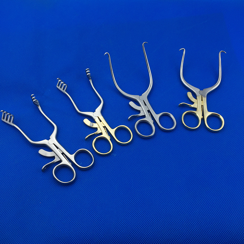 1pc Orthopedics Retractors Blunt Wound  1 Pc Veterinary Instruments Weitlaner Retractor Self-Retaining