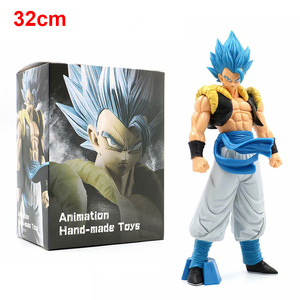 Image 5 - 26cm Dragon Ball Z Goku Ultra Instinct Silver hair Super Saiyan Goku Migatte No Gokui Pvc Action Figure Toy Collectible Model