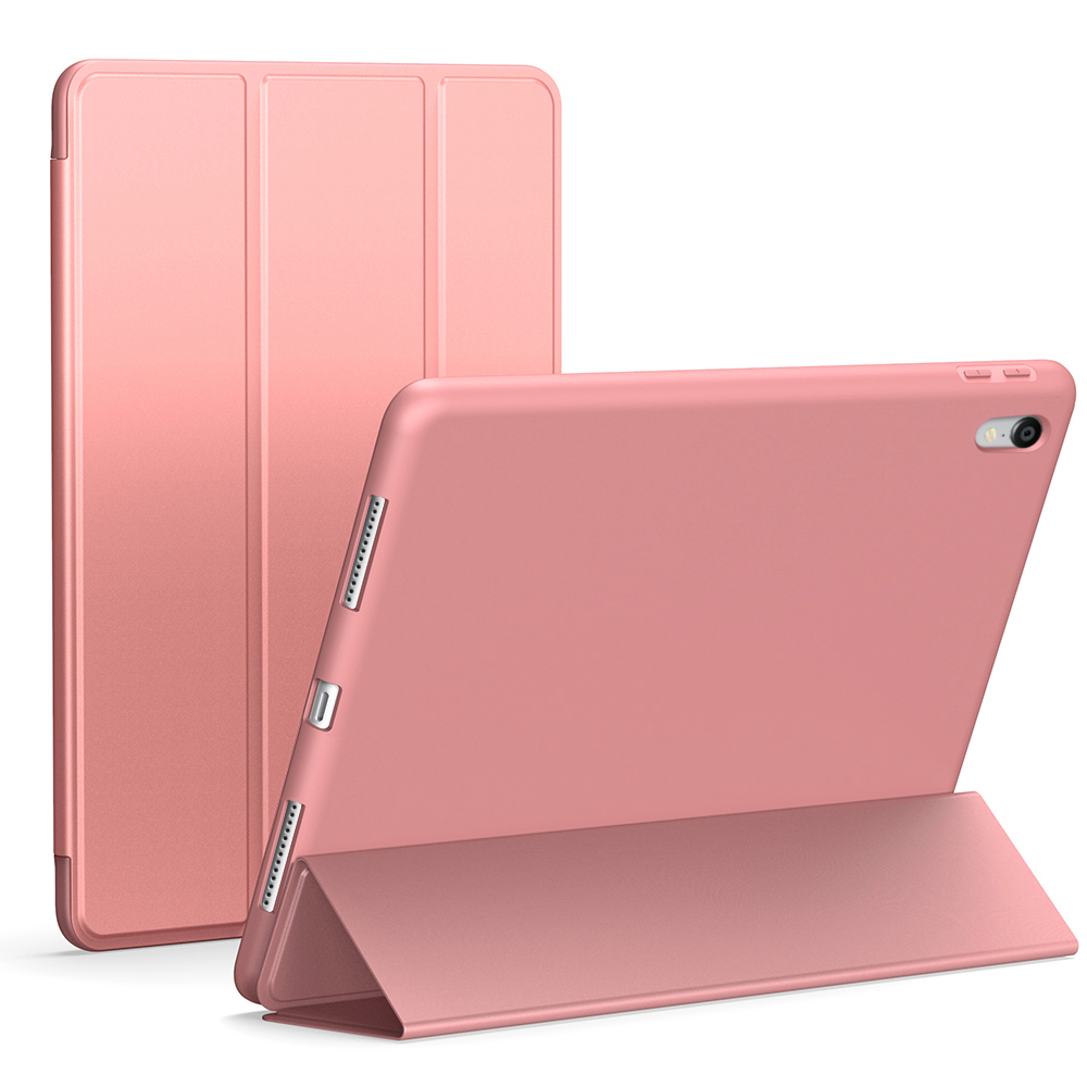 Rose gold 1 Ivory for iPad 2020 Air 4 10 9 inch Airbag Transparent matte soft protection Case For New