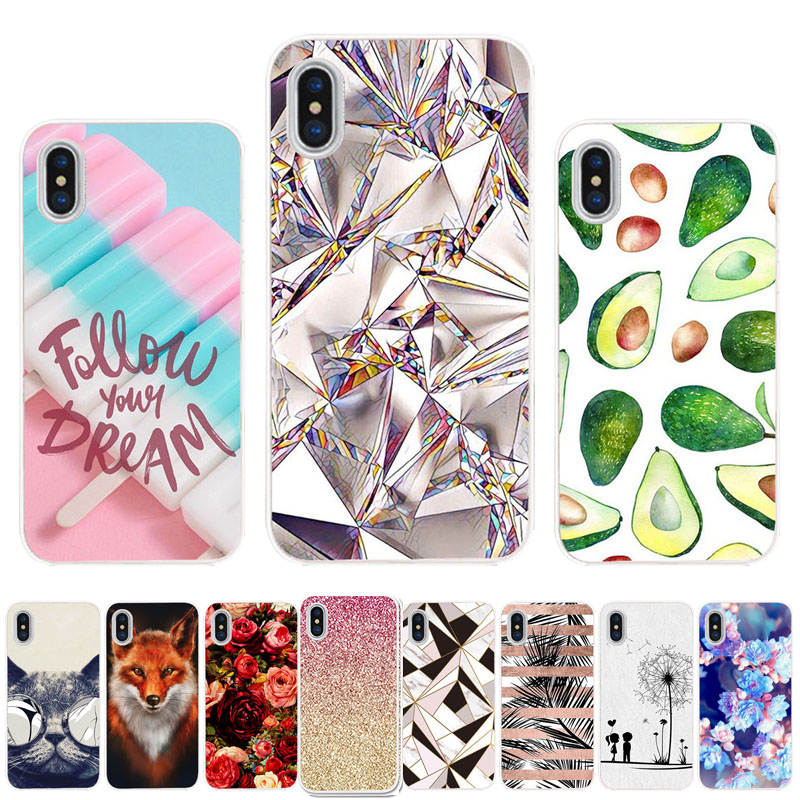 Soft TPU Case For Huawei Honor 8X Max Cases Silicon DIY Painted Coque Huawei Honor 10i 9 10 Lite 20 Pro 8C Play 8A Case Covers