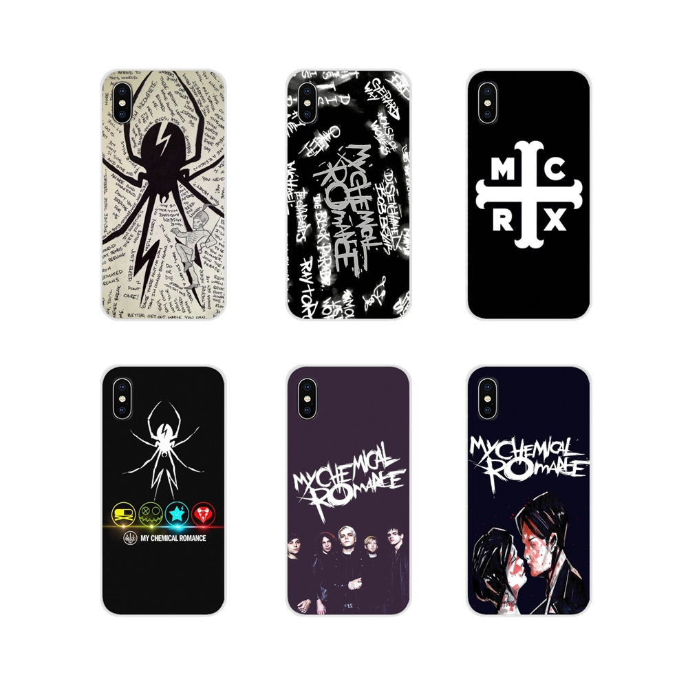 My Chemical Romance Accessories Phone Shell Covers For Samsung Galaxy J1 J2 J3 J4 J5 J6 J7 J8 Plus 2018 Prime 2015 2016 2017 image