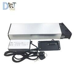 Batterie Li-ion de remplacement pour ebike Mate X, rechargeable 48/52V, 1000/750/500W,/W, chargeur inclus
