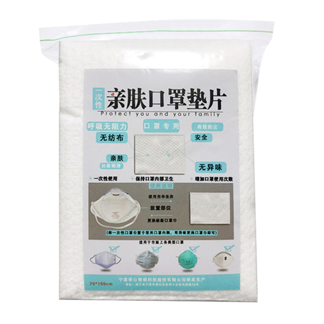 Flu Facial Masks Newly Mask Pad 100PCS Disposable Mask Pad Protection Gasket Mask Filter Non-woven Fabric Dust-free Hygiene MK 5