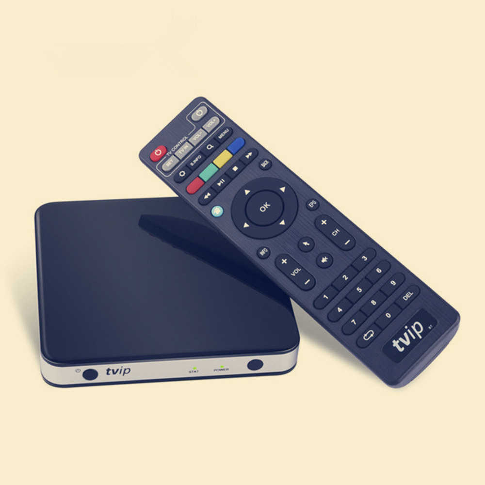 Ücretsiz hediye Ultra 4K TVIP605 kutu seti en Linux akıllı TV kutusu IPTV OTT çift WIFI TVIP S-605 V.605 UHD Tvip605 medya oyuncu