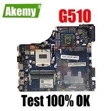 VIWGQ/GS LA-9641P для ноутбука Lenovo G510 материнская плата HM86 PGA947 DDR3L 100% полностью протестирована