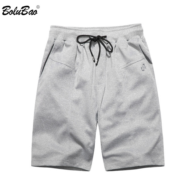 BOLUBAO Brand Men's Shorts Casual Style New Comfortable Wild Short Summer Fashion Drawstring Shorts Male