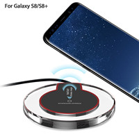 Wireless Charger Charging Pad For Samsung Iphone Cellphones & Telecommunications