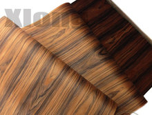 2Pieces/Lot L:2.5Meters Width:55cm Acid Twig Bark Wood Veneer Loudspeaker Shell Veneer(back with nonwoven fabric)