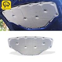 CarMango for BMW 3 Series G20 2020 Car Hood Engine Firewall Mat Pad Cover Deadener Interior Heat Sound Insulation Cotton