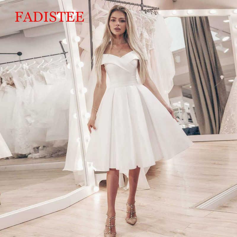 2021 весеннее Плиссированное вечернее платье с лифом, винтажное торжественное платье, Vestido De Festa, платье для выпускного вечера, короткое платье из белого атласа