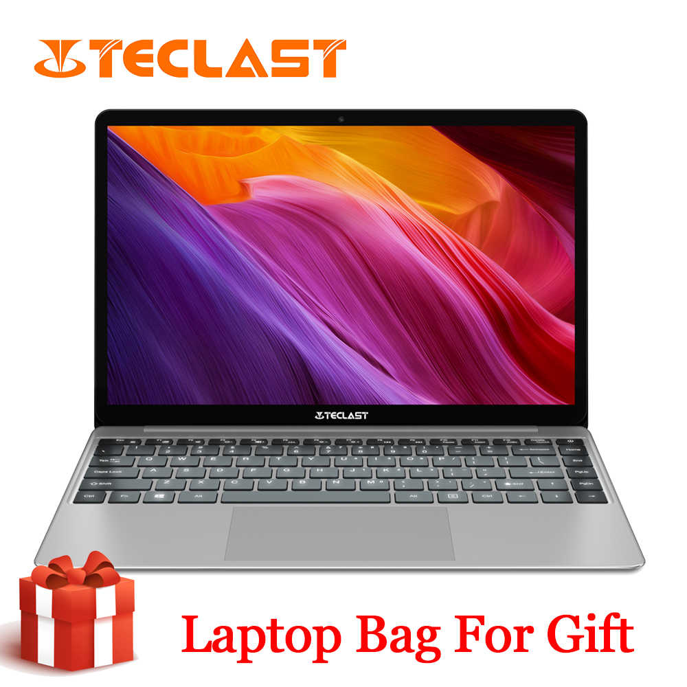 Máy Tính Bảng Teclast F7 Plus Notebook 14.1 Inch Windows 10 1920X1080 Intel Song Tử Hồ N4100 Quad Core 1.1 GHz ram 8 GB 256 GB SSD