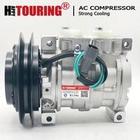 For Hino Ranger Truck Hitachi 470 24V truck ac compressor 10s13c 88310-1740 447220-4442 447180-2910 88310-1840 4471802910