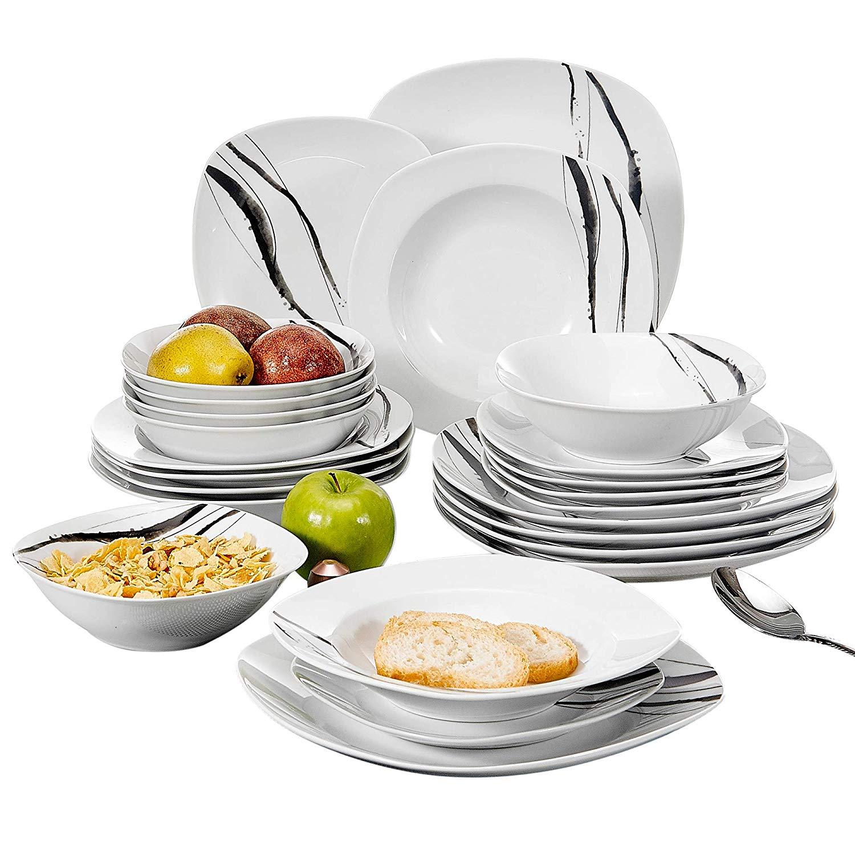 Dinner Set Porcelain Ceramic Tableware