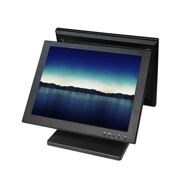 Moniteur d'ordinateur à double écran tactile de 15 pouces, livraison gratuite 1