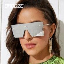 GAOOZE Luxury Sunglasses Women Square Glasses Women