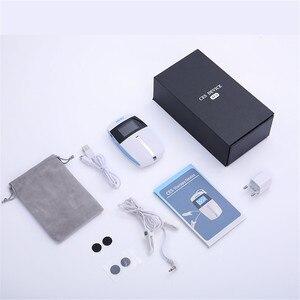 Image 3 - אנטי שינה סיוע נדודי שינה אלקטרו CES Stim מכשיר עבור חרדה ודיכאון לרפא מיגרנה Neurosism