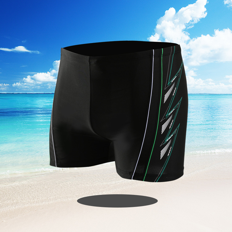 Men Swimwear Swimming Trunks Extra-large Men's Boxer Fashion Sexy Swimwear Adult Industry Large Size Swimming Trunks 802