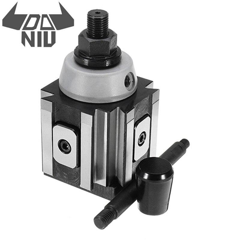 DANIU DMC 250 300 Piston Type Quickly Change Tools Kit Post Tool Holder Piston Type Locking Tool For Lathe Tools|Tool Holder| |  - title=
