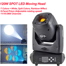 Moving-Head-Light Lyre Dj Disco 2-Gobo Led-Spot Christmas-Party-Lights 1-Color NEW